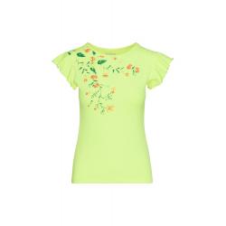 Dámske tričko s krátkym rukávom SAM73-Womens T-shirt s short sleeve-LTSN513530SM-Yellow