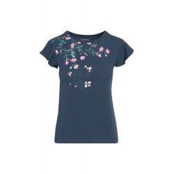 Dámske tričko s krátkym rukávom SAM73-Womens T-shirt s short sleeve-LTSN513602SM-Blue