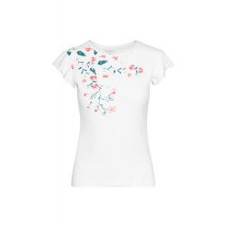 Dámske tričko s krátkym rukávom SAM73-Womens T-shirt s short sleeve-LTSN513000SM-White