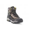 Pánska turistická obuv vysoká KAYLAND-TAIGA GTX BLACK ALMOND -