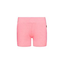 Dámské teplákové kraťasy SAM73-Dámské šortky-WS 763 118-Pink