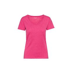 Dámske tričko s krátkym rukávom SAM73-Womens T-shirt s short sleeve-LTSR614415SM-Pink