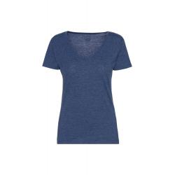 Dámske tričko s krátkym rukávom SAM73-Womens T-shirt s short sleeve-LTSR614677SM-Blue