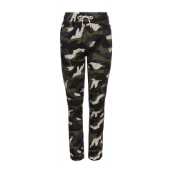 Chlapecké kalhoty SAM73-Chlapecké kalhoty-BK 523 385-Green