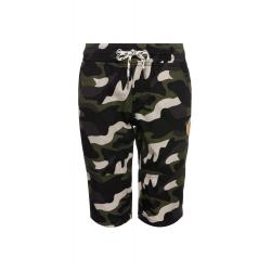 Chlapčenské kraťasy SAM73-Chlapecké 3/4 kalhoty-BS 523 385-Green