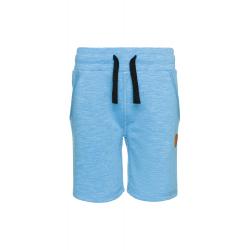 Chlapecké teplákové kraťasy SAM73-Chlapecké šortky-BS 529 220-Blue