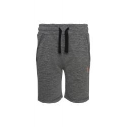 Chlapecké teplákové kraťasy SAM73-Chlapecké šortky-BS 529 500-Black