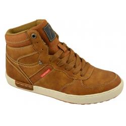 Juniorská zimná obuv stredná HEAD-J brown
