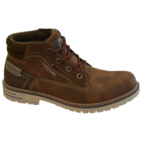 Pánska vychádzková obuv HEAD-Glan M brown
