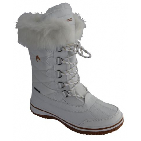 Dámska zimná obuv vysoká HEAD-Apres L white