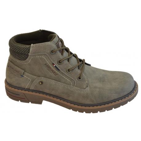 Pánska vychádzková obuv HEAD-Glan M grey