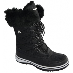 Dámska zimná obuv vysoká HEAD-Apres L black