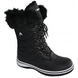 Dámská zimní obuv vysoká HEAD-Apres L black
