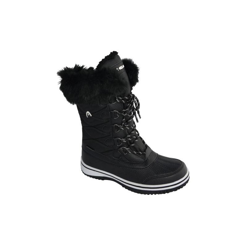 Dámska zimná obuv vysoká HEAD-Apres L black -