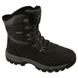 Pánská zimní obuv střední HEAD-Ravas M black