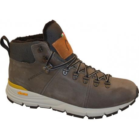 Pánska zimná obuv vysoká HEAD-City M 1 grey (EX)