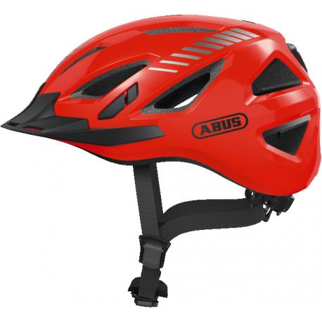 Cyklistická prilba ABUS-Urban-I 3.0 signal Orange