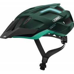 Cyklistická prilba ABUS-MountK smaragd Green