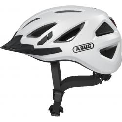 Cyklistická prilba ABUS-Urban-I 3.0 polar white White