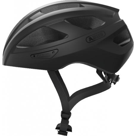 Cyklistická přilba ABUS-Macator velvet Black