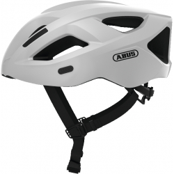 Cyklistická přilba ABUS-Aduro 2.1 polar white