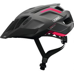 Cyklistická přilba ABUS-MountK fuchsia Pink