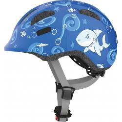 Cyklistická přilba ABUS-Smiley 2.0 sharky Blue