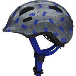 Cyklistická přilba ABUS-Smiley 2.1 mask Grey