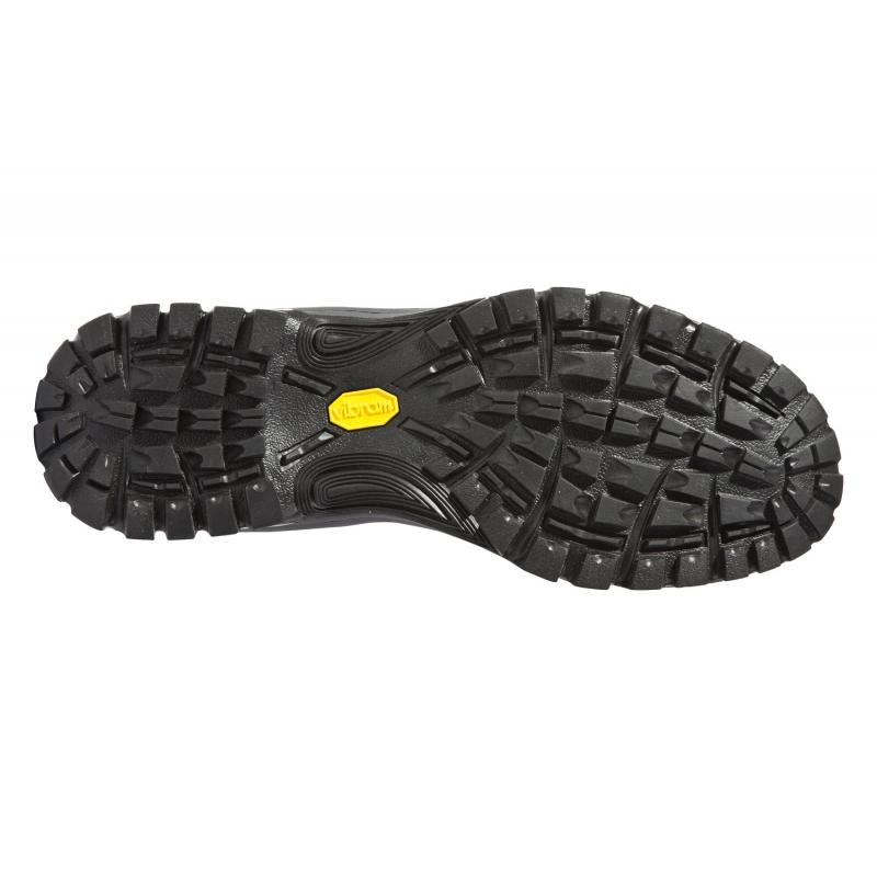 Pánska turistická obuv vysoká TREZETA-ADVENTURE WP DARK GREEN BLACK -