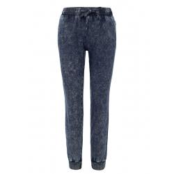 Dámské teplákové kalhoty VOLCANO-N-Nanya-NAVY