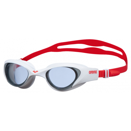 Plavecké okuliare ARENA-THE ONE White