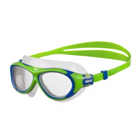 Juniorské plavecké brýle ARENA-oblou Jr Green