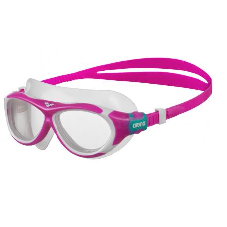 Juniorské plavecké brýle ARENA-oblou Jr Pink