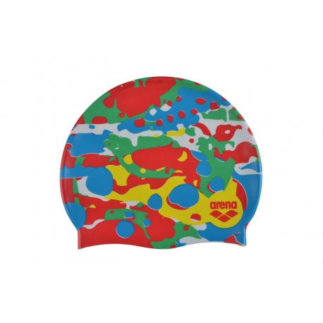 Juniorská plavecká čiapka ARENA-Print Jr 218