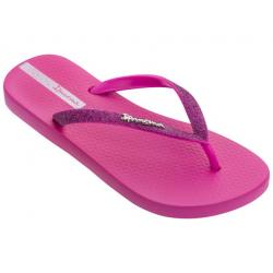 Dámske žabky (plážová obuv) IPANEMA-Lolita III Fem pink