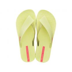 Dámske žabky (plážová obuv) IPANEMA-Hit Fem yellow/neon yellow