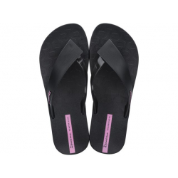 Dámske žabky (plážová obuv) IPANEMA-Hit Fem black/black