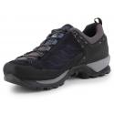 Pánska turistická obuv nízka SALEWA-Mtn Trainer GTX night black/silver -