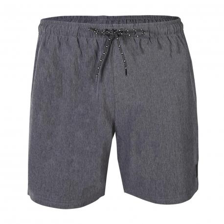Pánske plavky BRUNOTTI-Volleyer Mens Shorts-097-Titanium