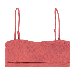 Dámske plavky vrchný diel BRUNOTTI-Annabelle Women Bikini-top-0256-Auburn Red