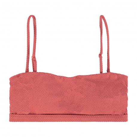 Dámské plavky vrchní díl Brunotti-Annabelle Women Bikini-top-0256-Auburn Red