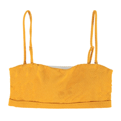 Dámske plavky vrchný diel BRUNOTTI-Annabelle Women Bikini-top-0160-Autumn Yellow