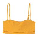 Dámske plavky vrchný diel BRUNOTTI-Annabelle Women Bikini-top-0160-Autumn Yellow -