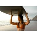 Dámske plavky vrchný diel BRUNOTTI-Lyla Women Bikini-top-0160-Autumn Yellow -