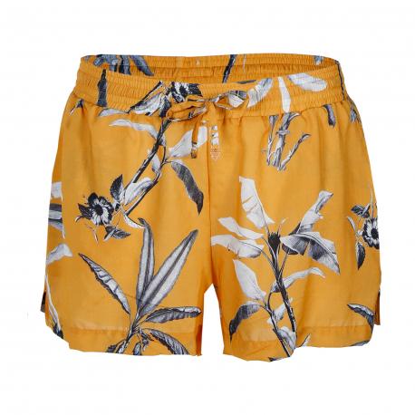 Dámske kraťasy BRUNOTTI-Pearle Women Shorts-0160-Autumn Yellow