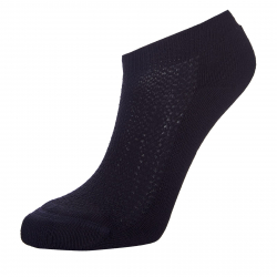 Ponožky AUTHORITY-ANKLE SOCK 2terry mesh black SS20