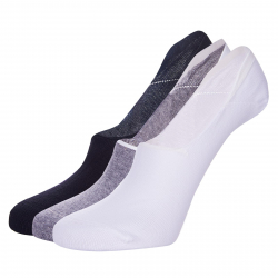 Ponožky AUTHORITY-INVIS SOCK 3UNI SS20