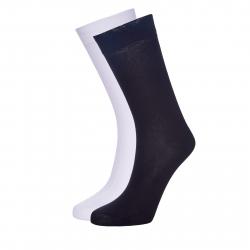 Ponožky AUTHORITY-HIGH SOCKS 2PCK SS20 WandB Y20