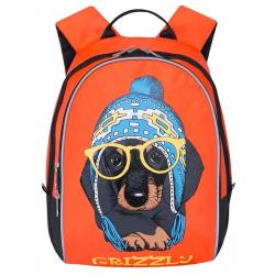 Školní batoh GRIZZLY-RS-764-4