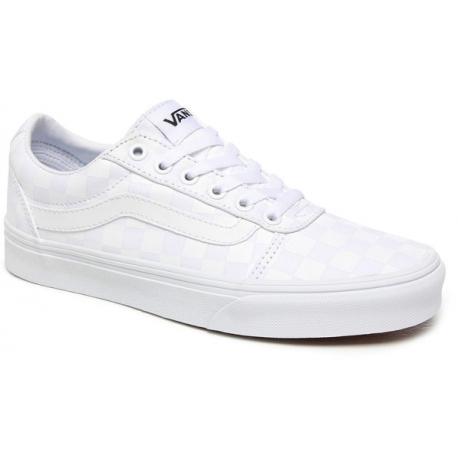 Dámska rekreačná obuv VANS-WM Ward white/white